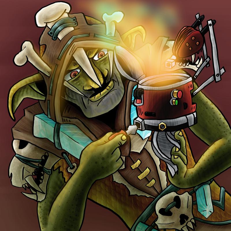 Blamrob 100 Goblin Resto/Elemental Shaman by Blamrob