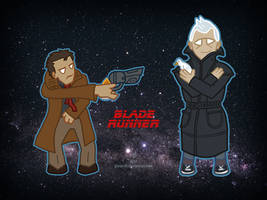 Blade Runner by Blamrob