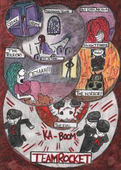 Pokemon Horror Volume One Fourth Page