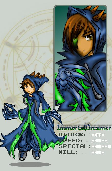 Immortal-Dreamer's Profile Picture