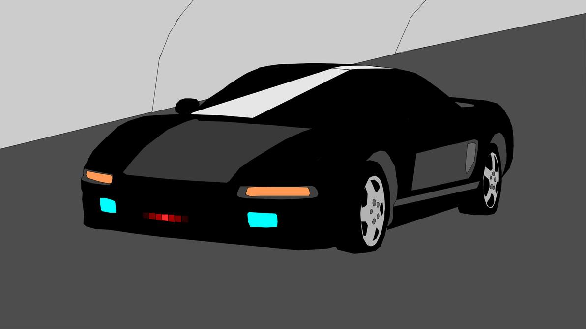 NSX KITT by DFX4509B