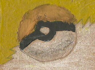 GS Ball Mini-painting by DFX4509B