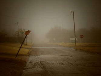 It's a Foggy Morning in the Ghetto by DFX4509B