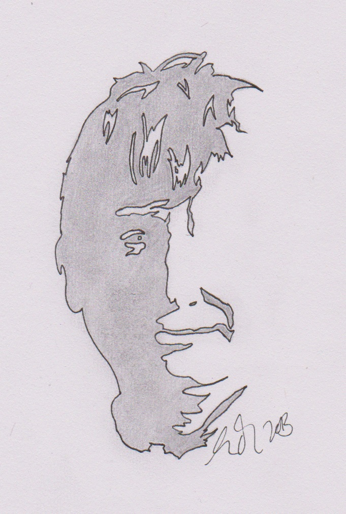 Patrick Troughton by bromley001