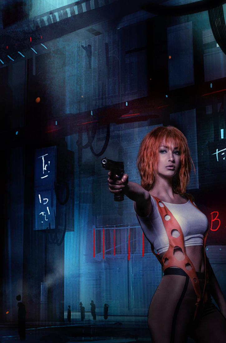Leeloo Project by BloodSuccubus