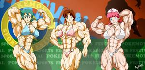 Pokemon Sports Festival