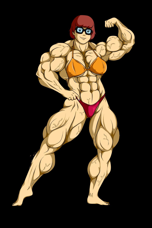 Nude muscle art Nude Photos 5
