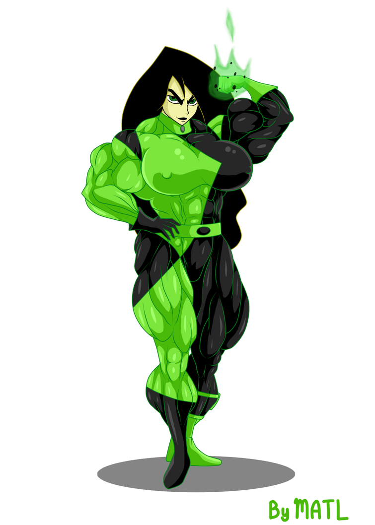 Commission - Shego 1 by MATL