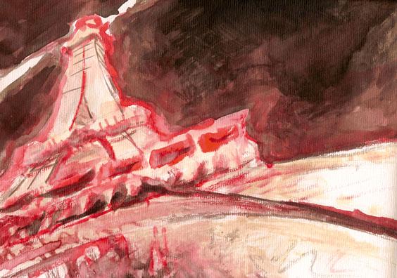 Eiffel Tower by Everruler