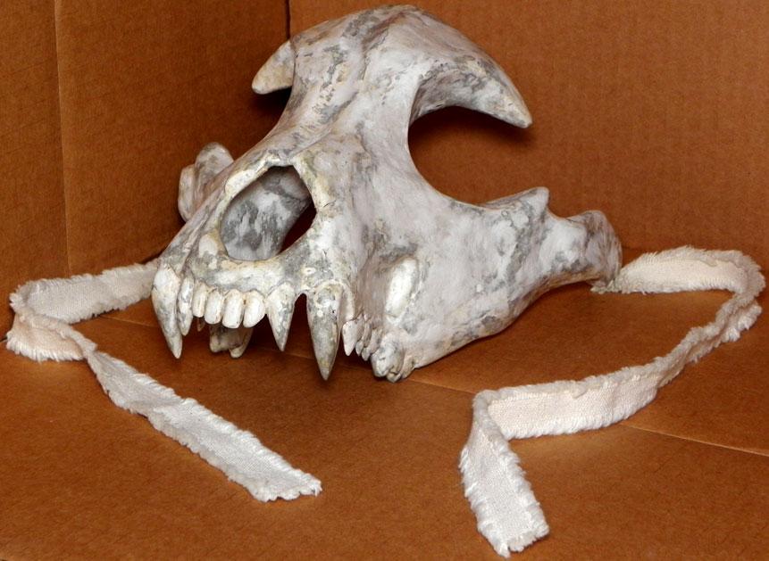 Skull Mask WIP by Everruler on deviantART