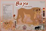 BAYA by HailzTales