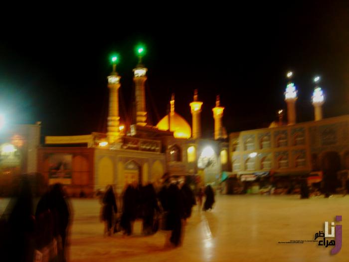 AlSayidah Fatimah AlMa'asoma_5 by zahoor-ng