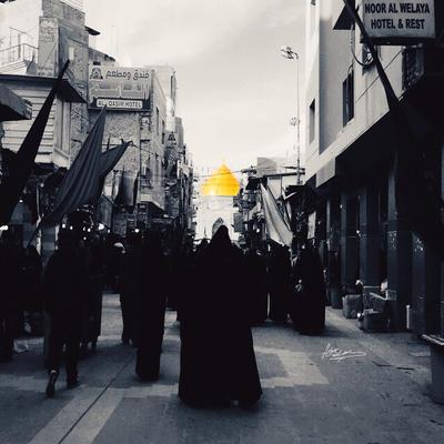 Ali_Najaf by zahoor-ng