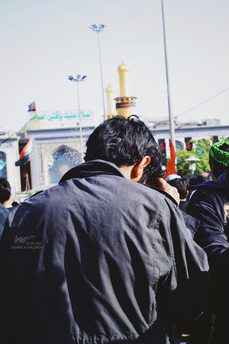 Visitors_ImammHussain by zahoor-ng