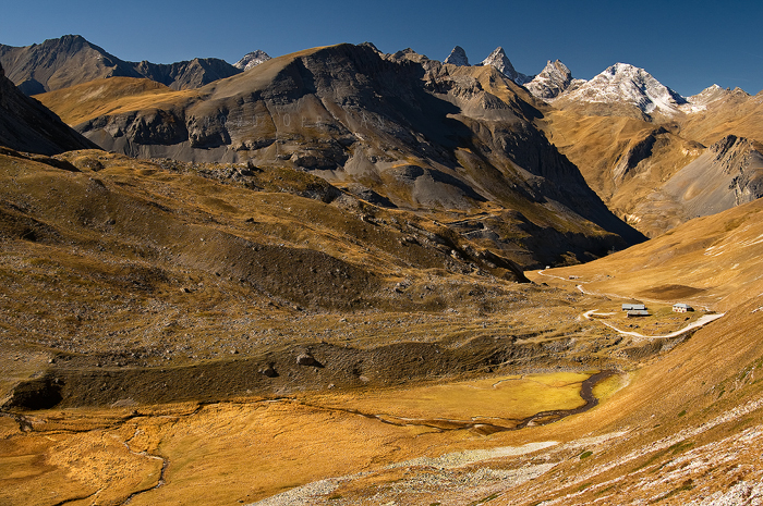 Alone in the Alps 6 by doruoprisan