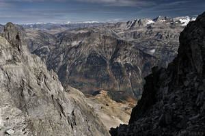 Alone in the Alps 10 by doruoprisan
