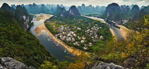 Li river Panorama 2