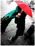 ..:: Umbrella Kiss ::..