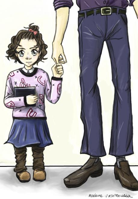 Parentlock: Sherlock and Calliope by Falln4DarkAngel