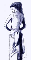 Woman 2 by Keitaro333