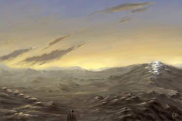 Journey - speed painting by Keitaro333