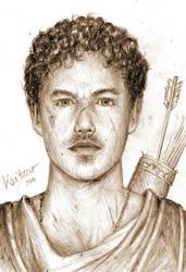 Julian - fantasy portrait by Keitaro333
