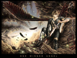 ONE-WINGED ANGEL