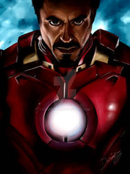 Iron Man 2 Again by DarDesign