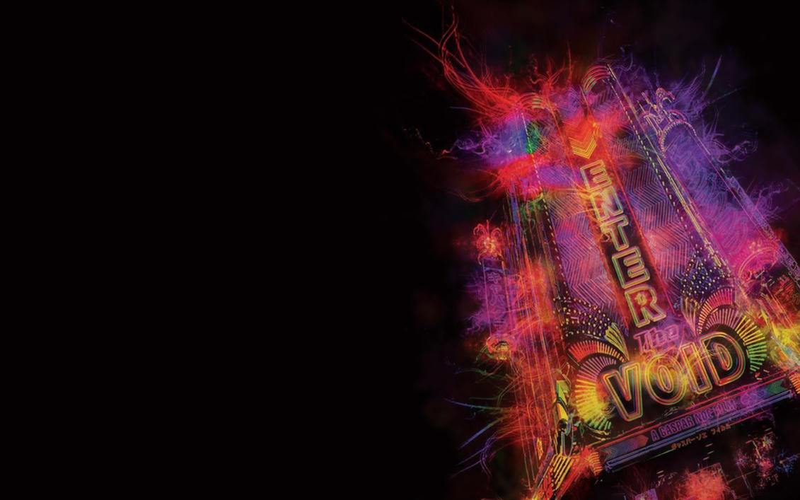 Wallpaper Enter The Void Movie By BeenVoided On DeviantArt