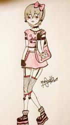 Drawing 2014 by KaikouYami