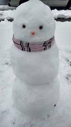 Snowperson by KaikouYami
