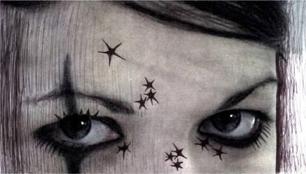 little black stars by ameliarose