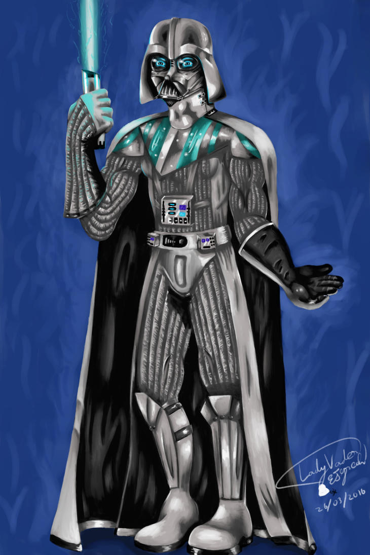 Darth Vader Join Me On The Light Side By Eletricdaisy Deviantart