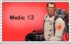 Medic Stamp by MissCieleenOffical