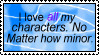 Character love stamp by Seeraphine