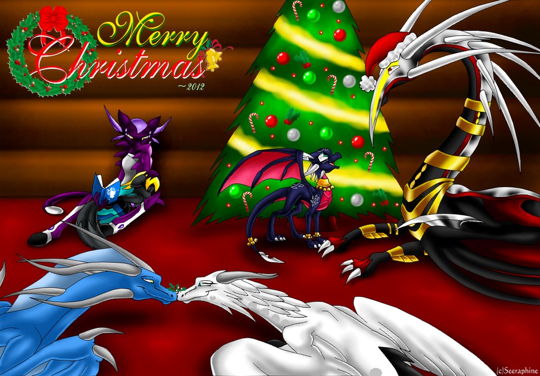 Merry Christmas ~2012 by Seeraphine