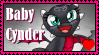 Baby Cynder Stamp by Seeraphine