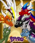 The Spyro Comics