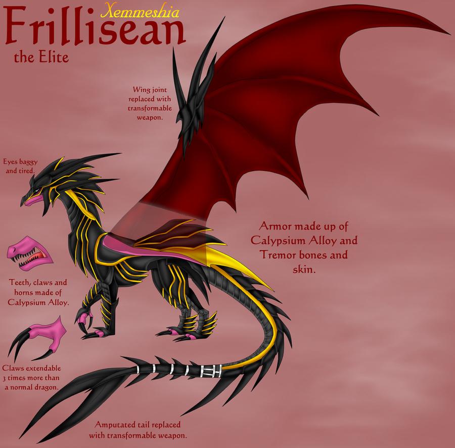 Xem Frillisean the Elite by Seeraphine