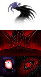 Demon Adalisk by Seeraphine