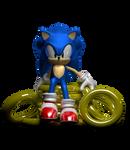 (Custom Model) Sonic's Rings
