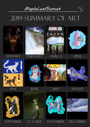 Summary of Art 2019 !!!