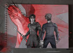 Murtagh and Eragon