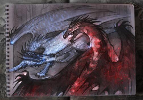 Saphira and Thorn