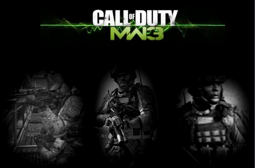 Call Of Duty Modern Warfare 3 RIP Delta Team By XxSuzukiMidnitexX