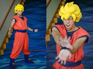 Super Sayian by gamefan23