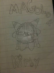 Magolor Kirby