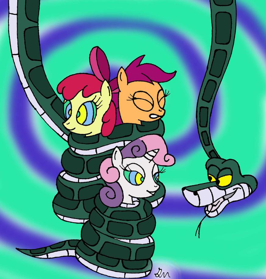 Triple Pony catch by lol20