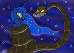 Kaa and Luna Redraw