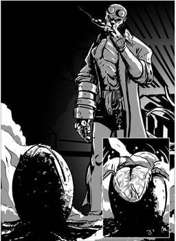 Hellboy/Alien Page 2